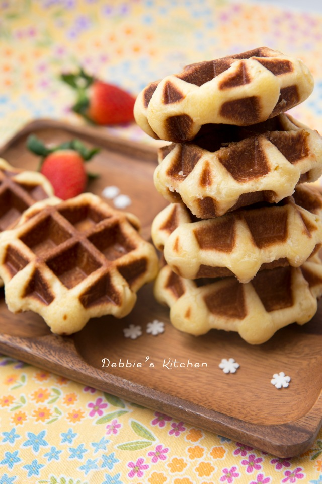 Liege Waffle 格子鬆餅