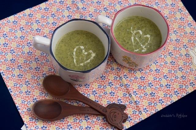 Cream of Broccoli 西蘭花忌廉湯