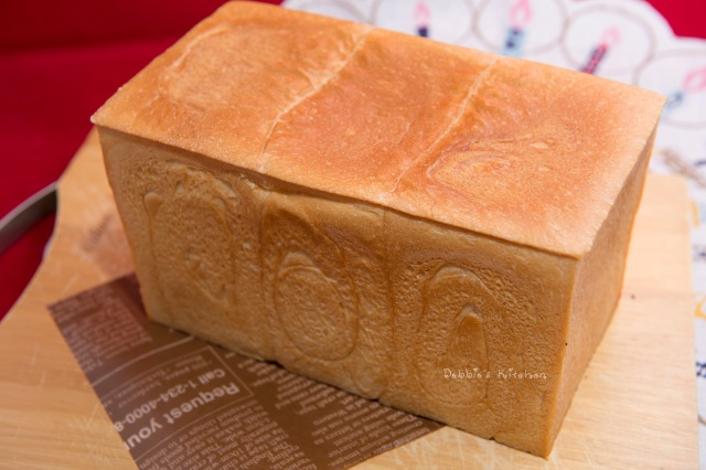 米粉頂角吐司