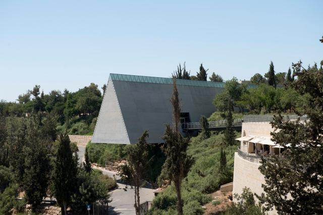 Yad Vashem - The Holocaust History Museum