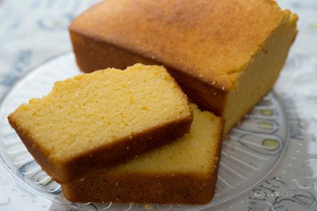 Corn Bread  美式玉米包