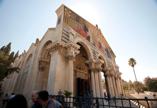 萬國教堂 (Church of All Nations)