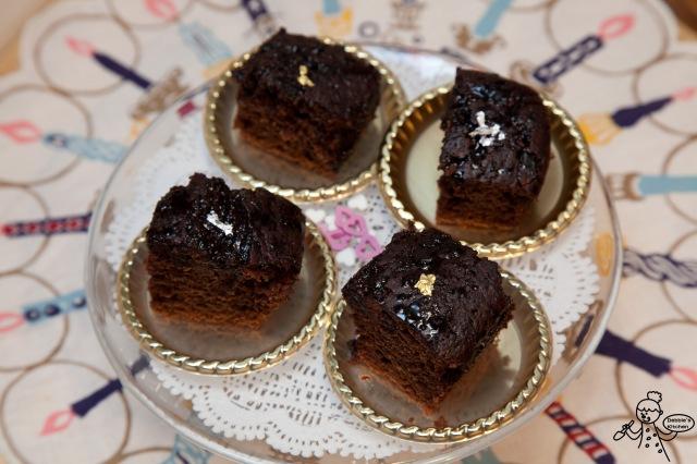 Double Chocolate Espresso Brownie 雙重朱古力咖啡布朗尼