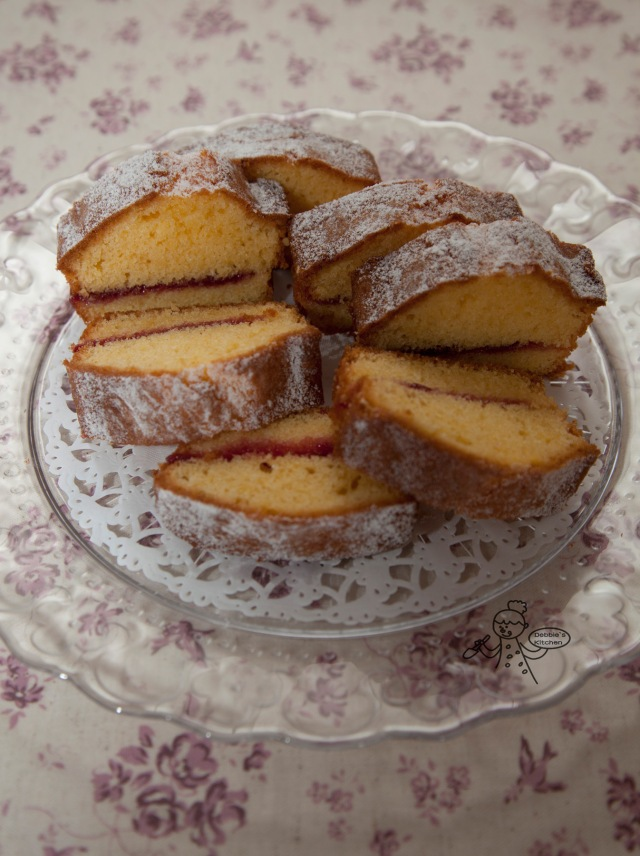 Victoria Sandwich Cake 英式夾心蛋糕