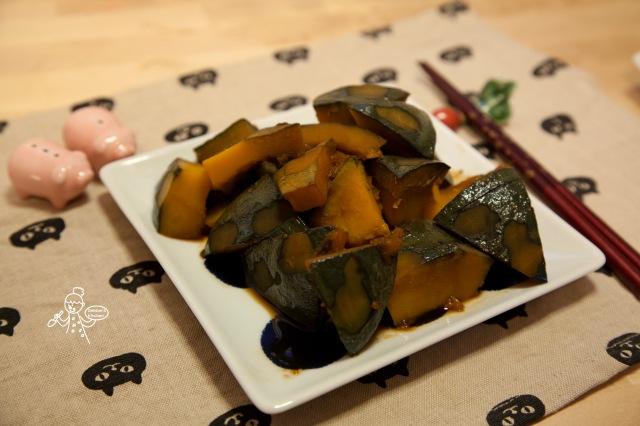 かぼちゃの煮もの 南瓜煮物