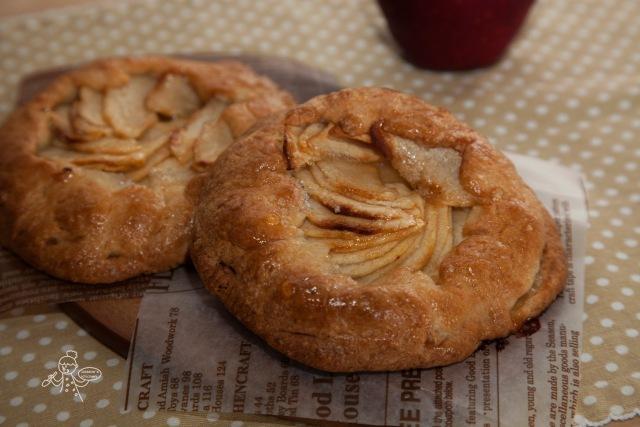 Tarte aux Pommes  法式蘋果撻