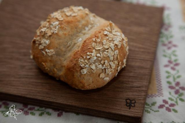 Oatmeal Bread 燕麥麵包