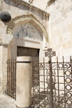 第3站 - 亞美尼亞天主教堂,耶穌在這裡第一次跌到