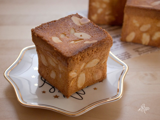 Almond Financier