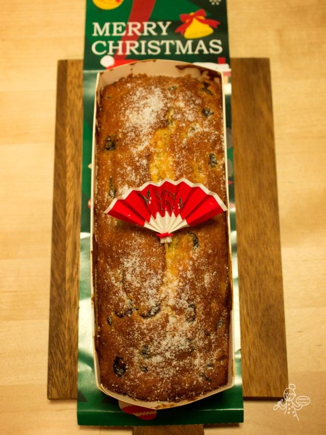 Fruit Pound Cake 乾果蛋糕
