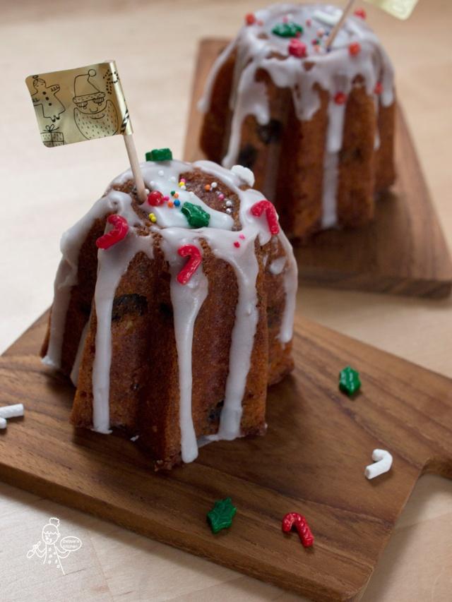 Mini X'mas Cake 迷你聖誕蛋糕