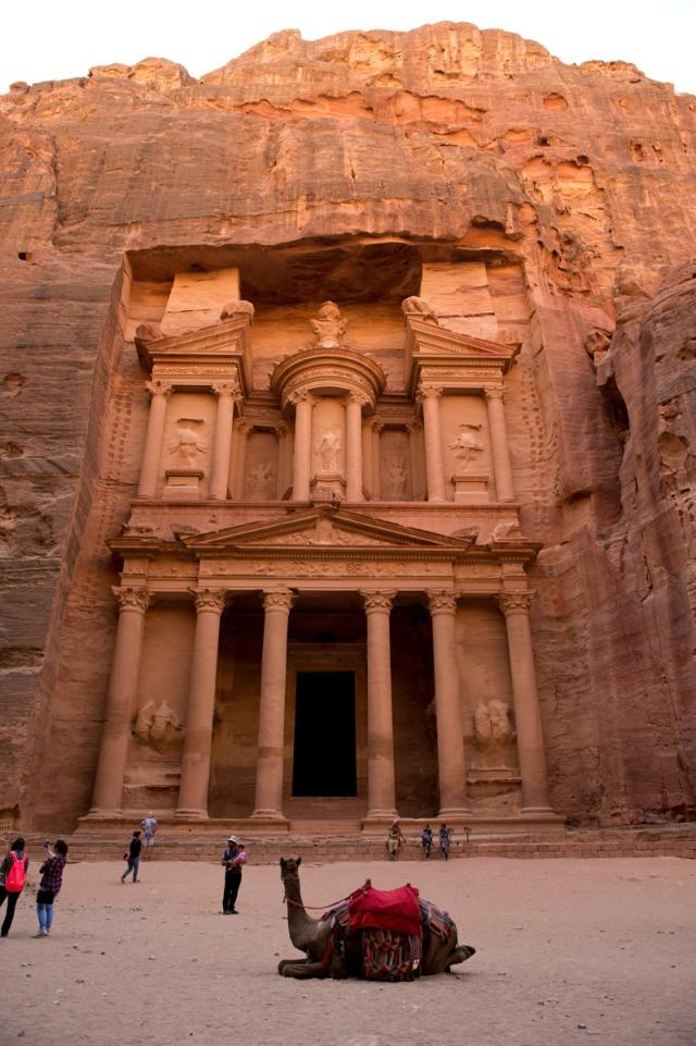 Al-Khazneh 卡茲尼神殿