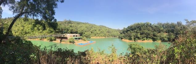 風景最優美的水塘