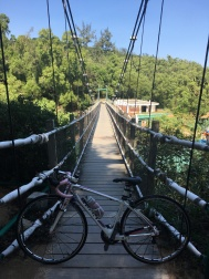 黑沙水庫吊橋