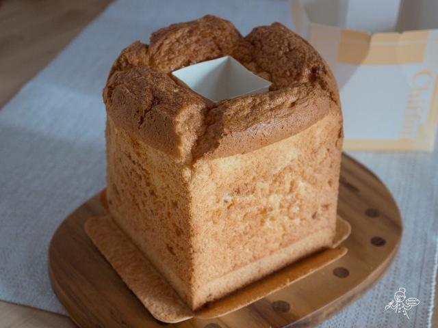 Square Chiffon Cake 方形原味雪芳蛋糕