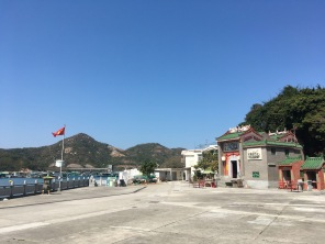 索罟灣天后廟