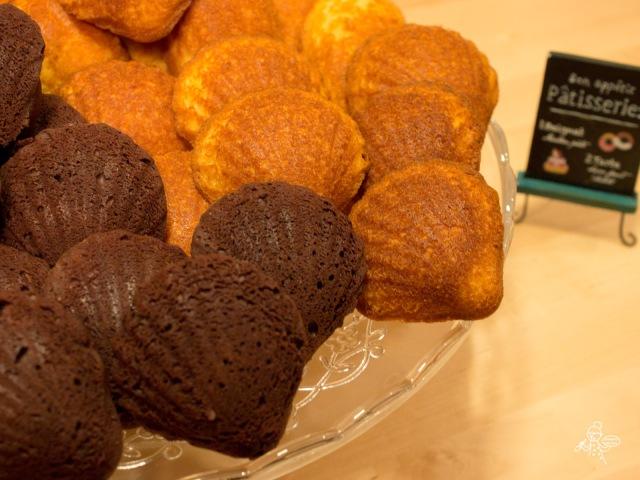 Gateau Chocolate Madeleine  特濃朱古力瑪德琳