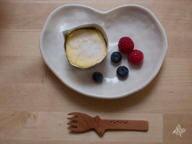 Souffle Cheese Cup Cake 梳乎厘芝士杯子蛋糕