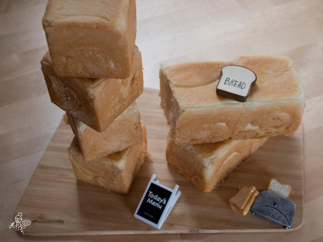 迷你吐司 Mini Cube Toast