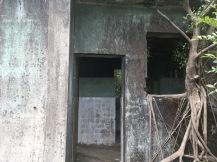 二峒-荒廢了的營房